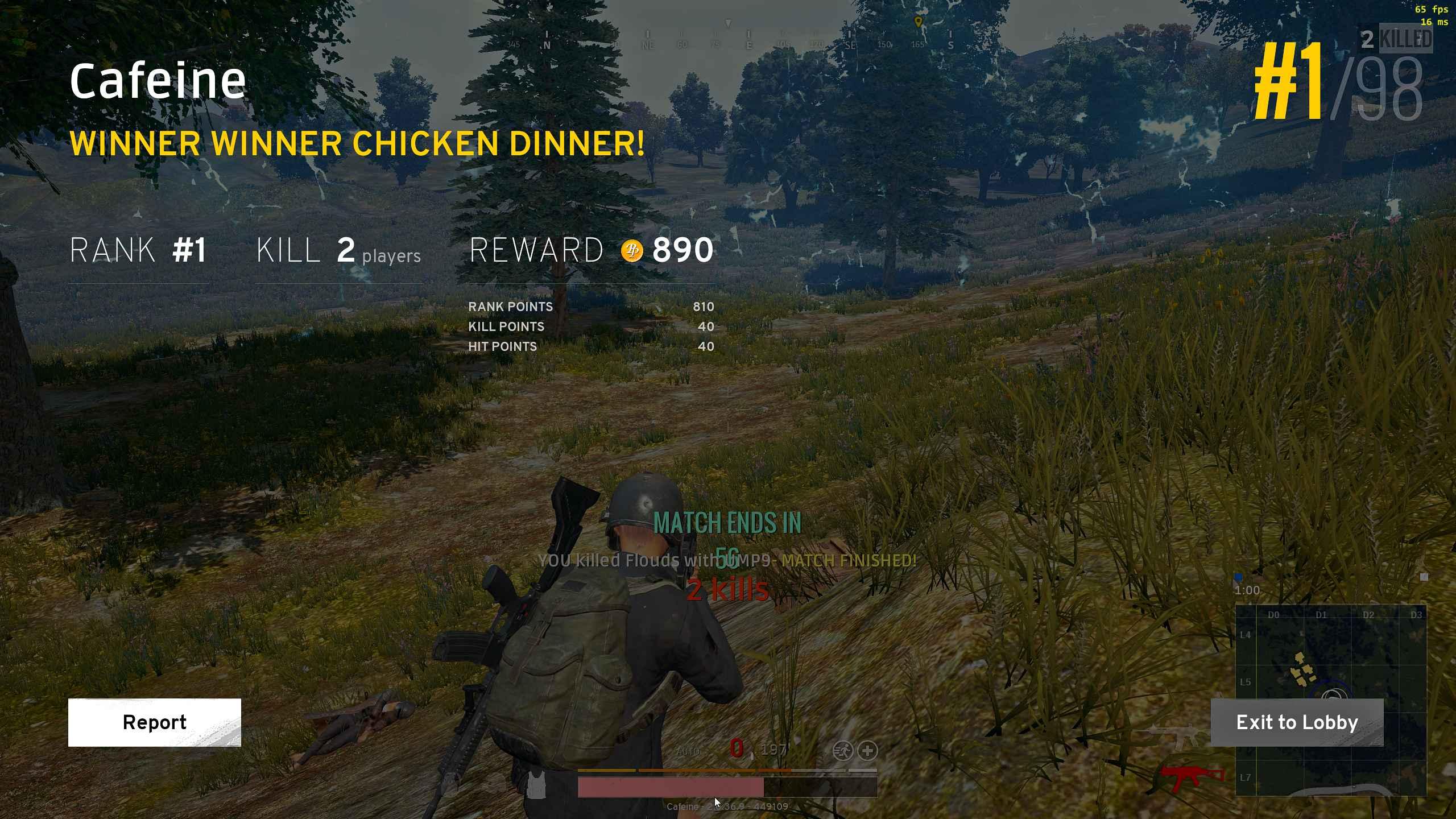 Friday Chicken