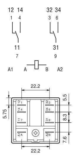 c u00e2blage relais  u00e9lectrique 220v  24v - blabla