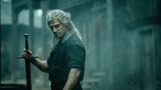 Cavill The Witcher